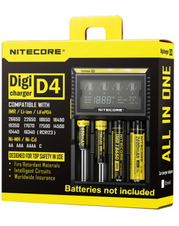 nitecore-d4-charger